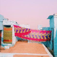 Saris.  | ThisIsTheBliss | VSCO Grid®