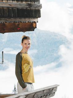 Chillaz | Climbing | Longsleeve | Mountain Art | Trend Mountain Art, Herschel Heritage Backpack, Outdoor Outfit, Bradley Mountain, Alps, Climbing, Backpacks, Hoodies, Long Sleeve