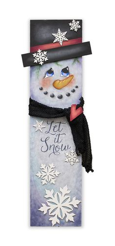 Snowman Tall Porch Sign - DVD and Pattern Packet - Patricia Rawlinson Snowman Christmas Decorations, Christmas Wood Crafts, Pallet Christmas, Christmas Signs, Christmas Snowman, Christmas Projects, Holiday Crafts, Outdoor Snowman Decorations, Xmas