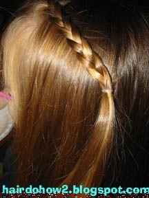 secured braid
