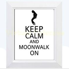 Hey, I found this really awesome Etsy listing at https://www.etsy.com/listing/194837623/michael-jackson-poster-keep-calm-and