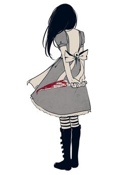 ヤンデレ Blood on the coltello