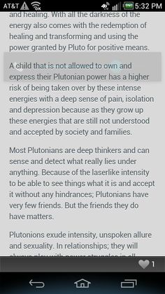 Plutonian,pluto ascending