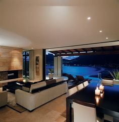A Dream House with a Dream View on Hout Bay, Cape Town