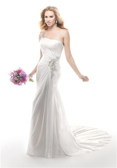 Love this gown! it's beautiful embellishments and yet simplistic silhouette has me drooling!