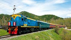 Trans-Siberian Railway...my dream trip!