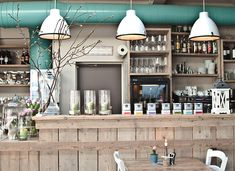 de Visual Statements®️ Es tan hermoso que e. Chabby Chic, Shabby Chic Style, Cafe Restaurant, Cafe Shop, Great Hotel, North Sea, Best Places To Eat, House In The Woods, Germany Travel