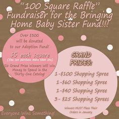 31 Gifts Adoption Fundraiser!