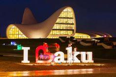 Baku tourism
