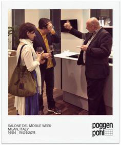 Salone del Mobile Week  #Poggenpohl #Studio #Milan #Italy