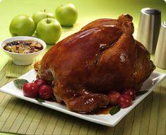 Pollo de navidad. Ver la receta http://www.mis-recetas.org/recetas/show/4104-pollo-de-navidad