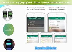https://flic.kr/p/MUDFc6 | Create A Reminder on iPhone and Apple Watch | Follow Us On : www.remindmeat.com   Follow Us On : www.facebook.com/RemindMeAt   Follow Us On : twitter.com/RemindMeAtApp   Follow Us On : www.instagram.com/remindmeat