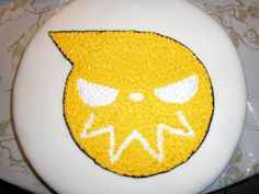 Soul Eater Cake!!!!!!!!!!!!!!!!! Yes!!!!!!!!!!!!!!!!