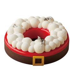 Christmas Log, Web Inspiration, Macarons, Nom Nom, Vanilla, Ice Cream, Sweets, Cake, Desserts