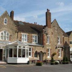 Larkfield Priory Hotel, Maidstone, Kent, England.
