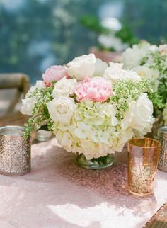 Photography: Corbin Gurkin Photography - corbingurkin.com  Read More: http://www.stylemepretty.com/2014/09/22/emily-maynards-surprise-wedding-to-tyler-johnson/