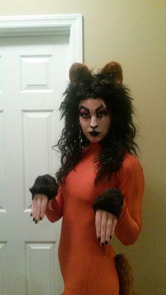 Lion King Scar Halloween Costume