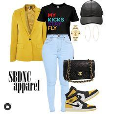 Nike Outfits, Fashion Outfits, Retro 9, Kicks, My Style, Tees, Instagram, Black, Fashion Suits