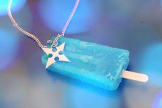 Sea Salt Ice Cream. Photo by KingdomHeartsIsLife  A result of an obsession with Kingdom Hearts ^_^
