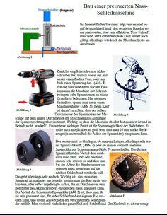 Nassmascine zum Schleifen von Email, Seite 1