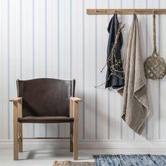 Papel Pintado Rayas Unelmia estilo nórdico en papelpintadoonline.com - venta online de papeles pintados de pared de las mejores marcas
