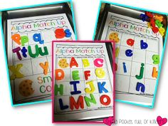 Pocket Full of Kinders!: Smart Cookies