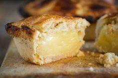 Recipe: Pasticciotti (Custard-filled Pastries)   Italian Sons and Daughters of America Italian Pastries, Italian Desserts, French Pastries, Köstliche Desserts, Delicious Desserts, Dessert Recipes, Italian Recipes, Italian Cookies, Pastry Recipes