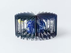 360°BOOK / Earth and the Moon / Yusuke Oono