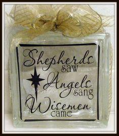 Shepherds saw  Angels sang  Wisemen came