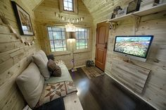 This Incredible Hand-Built Home is Only 140 Square Feet - Micro Homes - Curbed National