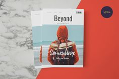Beyond Magazine by Ally & Co. on @creativemarket