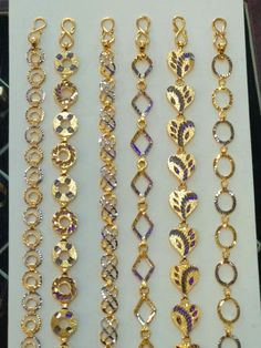Pin by manojmanoharan on Gold Bangles in 2019 Gold Chain Design, Gold Ring Designs, Gold Bangles Design, Gold Earrings Designs, Gold Jewellery Design, Gold Jewelry For Sale, Gold Jewelry Simple, Gold Rings Jewelry, Pinterest Jewelry