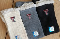 Texas Tech Boot Socks, I need these @Ashley Walters Reish @Hilliary McQuaig Reish someone should get me these for christmas