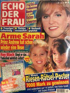 """Sarah Ferguson """"Echo der frau"""" n. 42"""