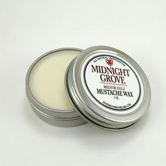 MIDNIGHT GROVE MUSTACHE WAX
