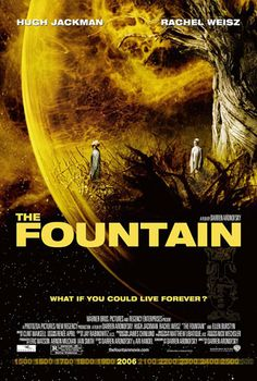 The Fountain. Hugh Jackman and Rachel Weisz.