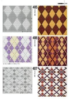 """""""Carpe Diem"""" • Norwegian patterns (schemes)"""