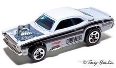 '72 Plymouth Duster Thruster - Hot Wheels