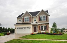 """Ryan Homes Venice   Ryan Homes is highlighting the """"Venice"""" model in one of its ..."""