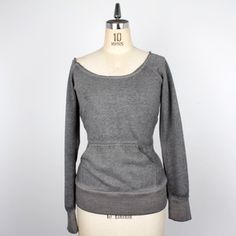 Duo-Dye Pull Over Gray White, $25, now featured on Fab.
