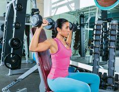 Get it Right: Shoulder Press