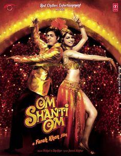 Shahrukh & Deepika in Om Shanti Om
