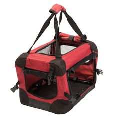 Favorite Top Load Soft Portable Car Travel Vet Visit Pet Dog Cat Carrier * Awesome dog product. Click the image : Products for dogs