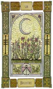 Heather-Ur oracle card (French version)