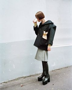 balenciaga reveal fresh autumn/winter 16 campaign shots | read | i-D