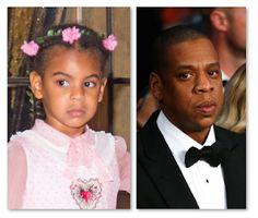 Blue Ivy Looks Like Jay-Z