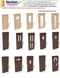 Designers, Manufacturers, Importers, Wholesalers and distributors of Custom Architectural wood doors In New York Tristate area