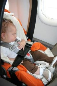 Flying With Car Seats And Booster Seats