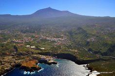 Icod de los Vinos, Tenerife.