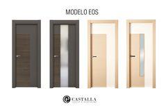 Modelo Eos | Serie Imagin | Puertas de interior | Puertas Castalla Eos, Interior Doors, Lockers, Locker Storage, Divider, Cabinet, Furniture, Home Decor, Models